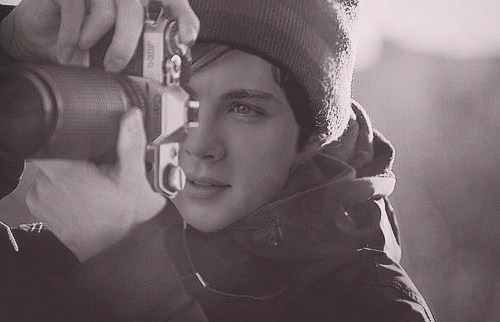 Logan Lerman - We Heart Him