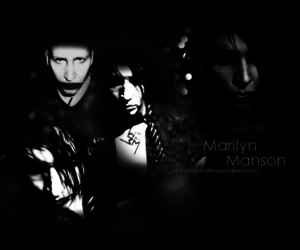 wallpaper-marilyn manson