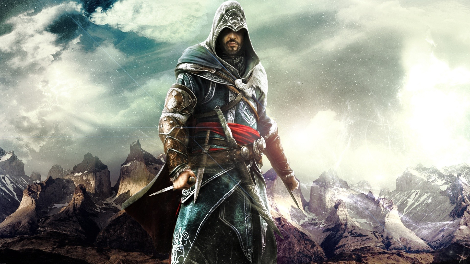 36 best Assasins of all kind:Ezio Auditore images on Pinterest