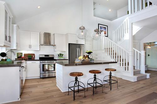 Wooden floors la ptite bulle d 39 elo for Kitchen ideas tumblr