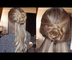 hair hairstyles tutorial