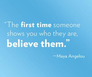 dr maya angelou quotes