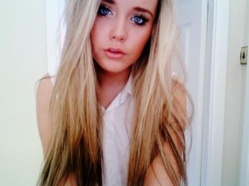 Blonde Underneath Brown Hair Tumblr