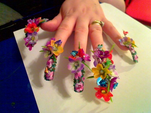 Easy Nail Designs For Children