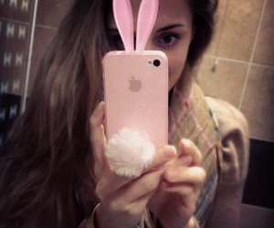 iphone bunny