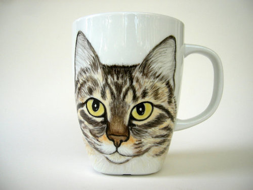 il 570xN.278555914 large Custom Pet Portrait Mug Personalized Hand by ShebboDesign
