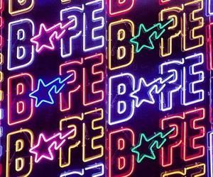 bape neon abathingape