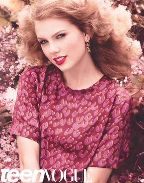 Editorial ? Taylor Swift para a Teen Vogue | Fashionáticas | por Marta ...
