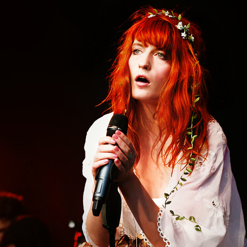 tennessee & fitzgerald: Florence Welch