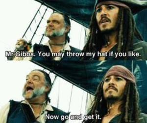 captain jack sparrow