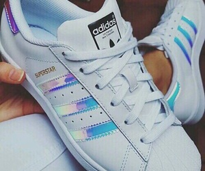 adidas superstar blanco tornasol