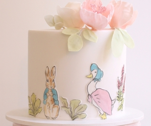 cake; peter rabbit; sweet