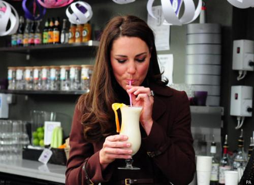თანამედროვე კონკია - Kate Middleton (ფოტოები)