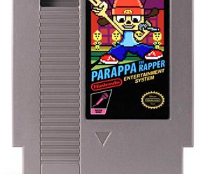 video game parappa