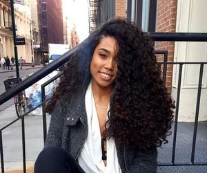 curls hair melanin