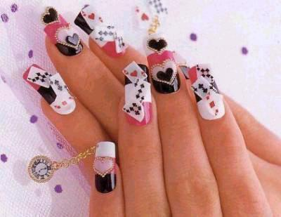 The beautiful nails design | amazingnotes.com