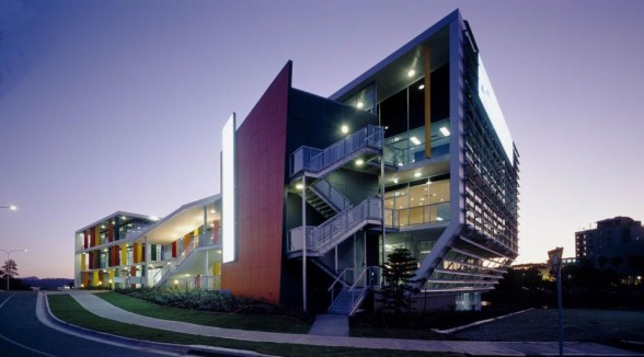 Bermuda point office building by tony owen ndm architects for Architecture design company in australia