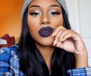 black girl make up