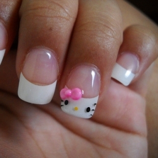 cool nail designs for short nails to do - Nail Designs Home