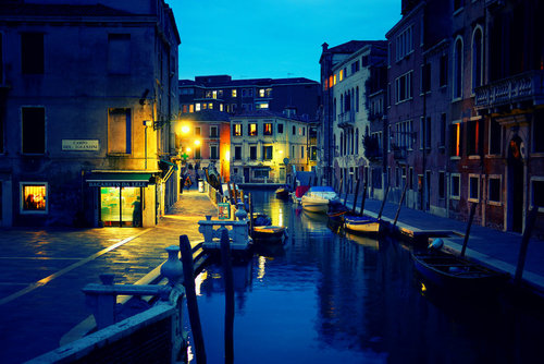 Dusk in Venice II by `isacg on deviantART