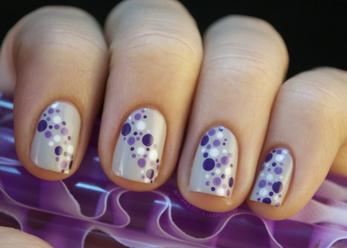 Nailed It.: You Dotty Girl!