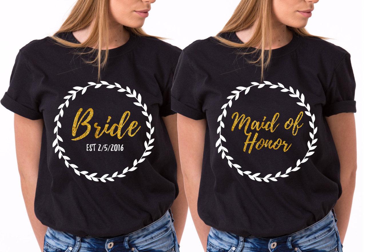 Wedding T Shirt Ideas