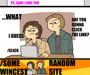 supernatural wincest