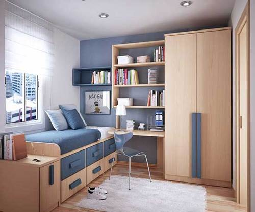 Space Saving Bedroom Furniture For Teenagers Design Decoration