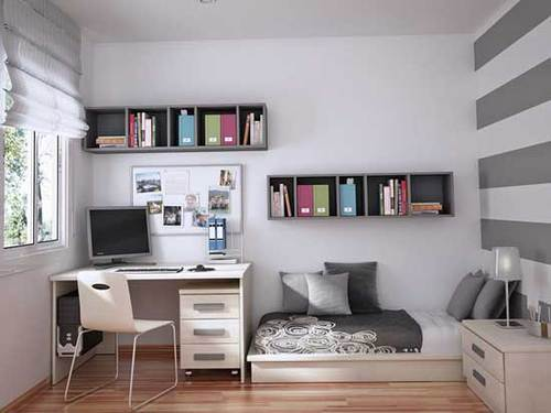 Cool Small Teen Bedroom Design Ideas | 15 Teen Rooms Ideas Feature ...