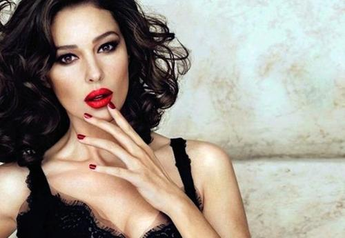 Dolce Gabbana Monica Bellucci pour The Monica Lipstick Collection