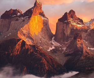 andes mountains nature