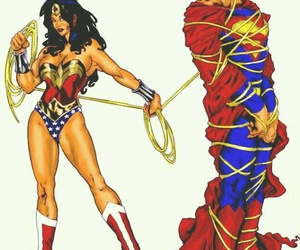wonderwoman superman dc