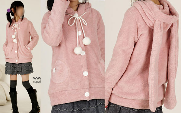 Looking for Bunny Ear Hoodie by Sechuna that just sold out :( | We Heart It