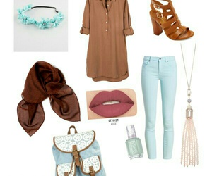 hijab style spring casual