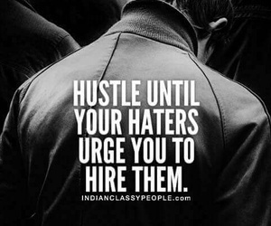 hustler workhard