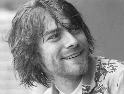 Kurt Cobain  ♥ (ფოტოკრებული)