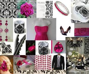 inspiration black wedding