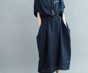women oversize dress