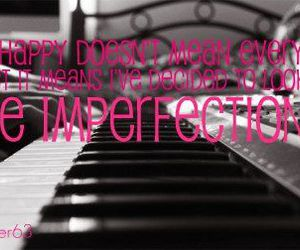 music quotes perfection