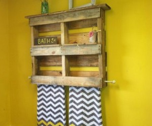 pallet bathroom projects