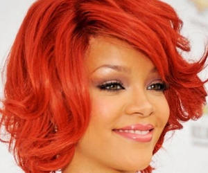 rihanna hair color