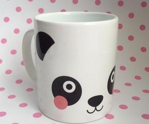 caneca kawaii panda