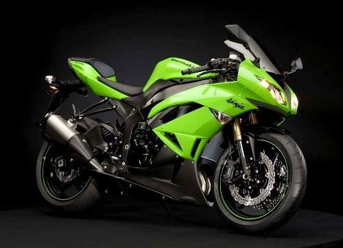 Kawasaki R Review