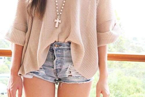 Denim-shorts-fashion-knit-legs-sabo-skirt-favim.com-325698_large
