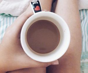 coffee breakfast in bed