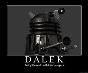 dalek doctor who sek