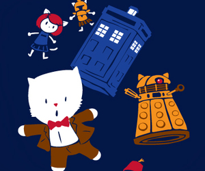 cat doctor who