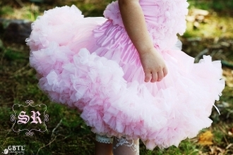 Light Pink Petticoat