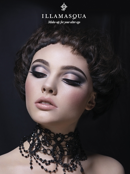 Illamasqua Sophie-I Collection & Technique | Nihrida