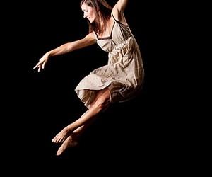 dance jump